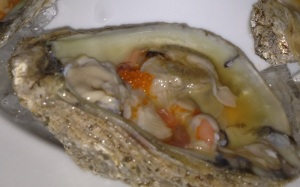 blue point oysters, thai, ngam, east village, nyc