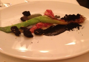 Burnt Leeks, Lobster, Eleven Madison Park, New York, Flatiron